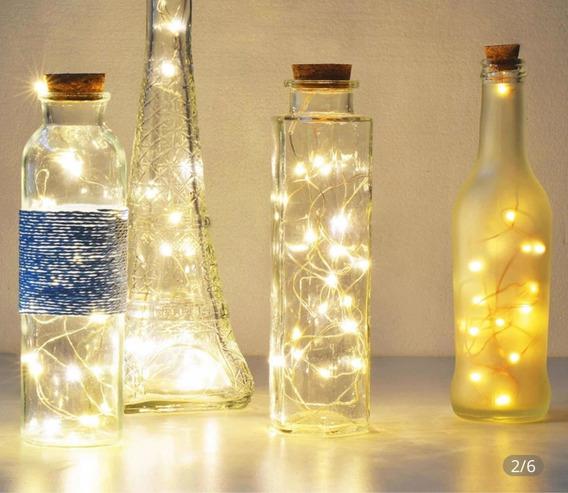 Luz De Led - Fio De Cobre Para Decoração - 3m