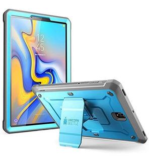 Funda Galaxy Tab S4 10.5, Supcase [heavy Duty] Azul