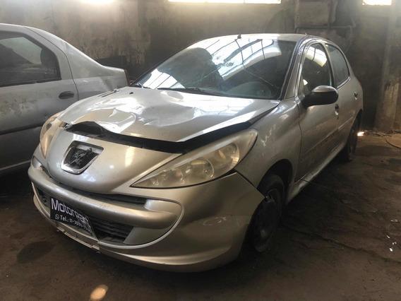 Peugeot 207 Compact 1.4 N 5p No Chocado Con Faltantes Al Dia