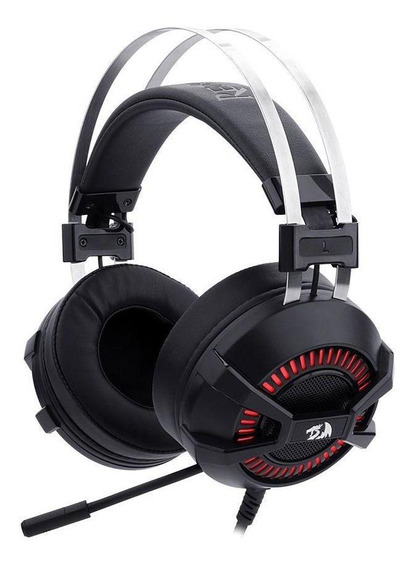 Headset Gamer Redragon Bio H801 Stereo Com Fio Pc
