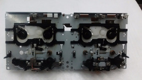 Mecanismo Duplo Deck Som Lg