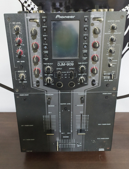 Mixer Djm 909 Pioner