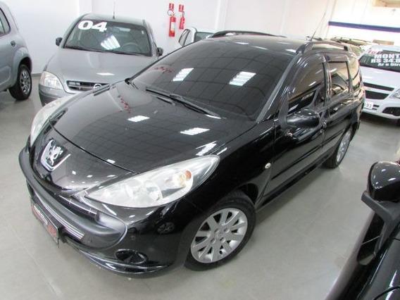 Peugeot 207 Sw Xs 1.6 16v Flex, Eqi6098