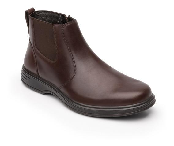 Zapato Bota Flexi 59305 Negro Oporto Casual Oficina