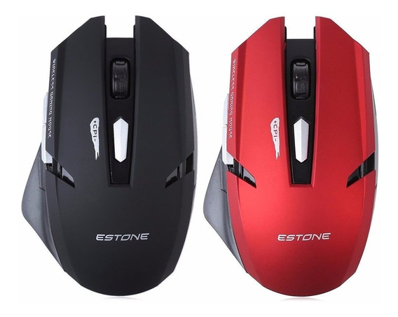 Mouse Sem Fio Gamer Wireless Notebook Pc Mini Pc Android