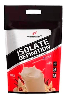 1x Isolate Definition ( Isolado ) - 1,8kg - Body Action