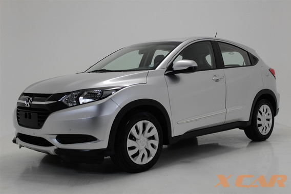 Honda Hr-v 1.8 16v Flex Lx 4p Manual