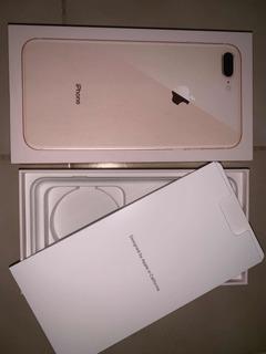 Caja De iPhone 8 Plus