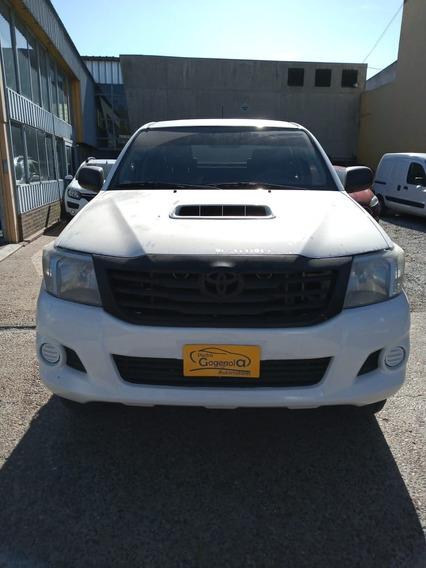 Toyota Hilux 3.0 D/cab 4x4 Dc Tdi Sr