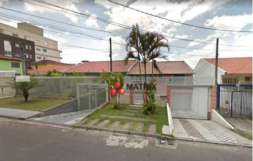 Casa À Venda, 300 M² Por R$ 850.000,00 - Santa Cândida - Curitiba/pr - Ca1231