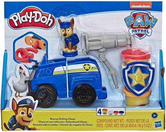 Play Doh Paw Patrol Chase Delivery Gratis Ccs