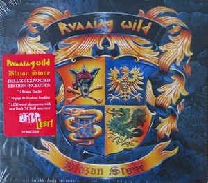 Running Wild - Blazon Stone (digipack Germany Etiqueta