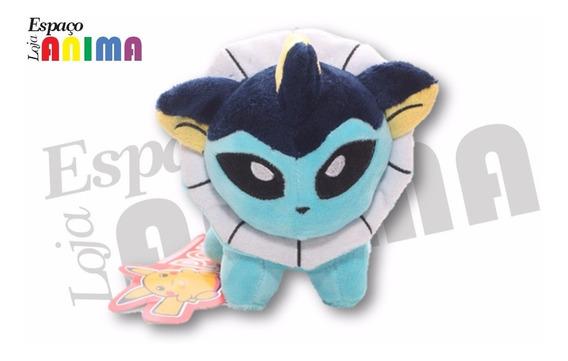 Pelúcia Vaporeon Eevee 12cm - Pokémon (pronta Entrega)