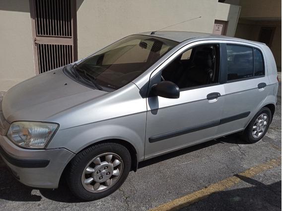 Venta Hyundai Getz 1.6 Automatico Color Plata Año 2007 Plata