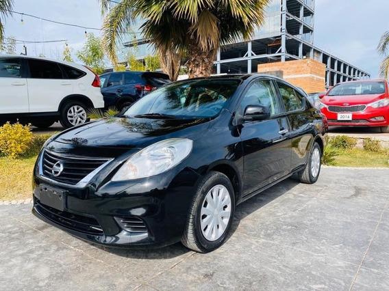 Nissan Versa Sense Modelo 2012