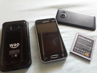 Celular Samsung Usado J1 Duos Para **repuesto**