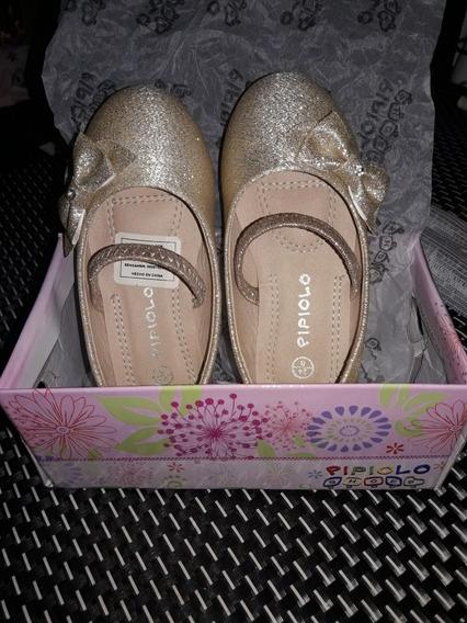 Zapatos Toreritas Niña Talla 24