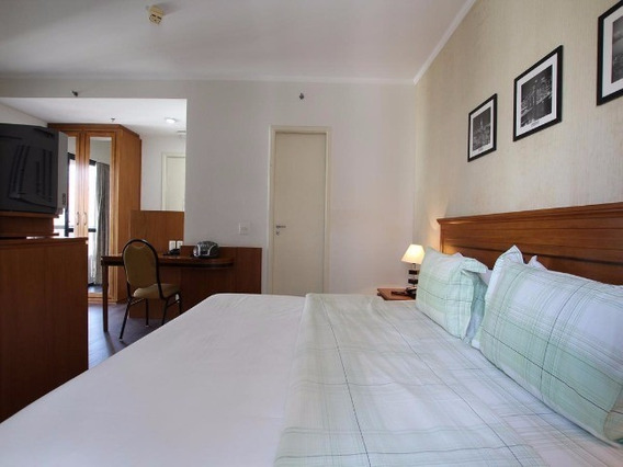 Flat Em Itaim Bibi, São Paulo/sp De 30m² 1 Quartos À Venda Por R$ 400.000,00 - Fl75393