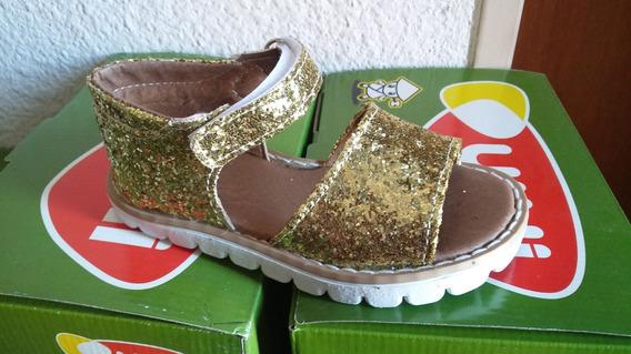 Sandalia Glitter Yiki