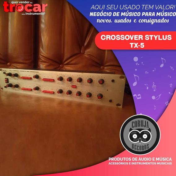 Crossover Stylus Tx-5 Em Excelente Estado Tx 5