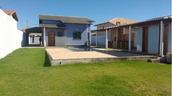 Casa Com Piscina E Maravilhosa Localização!!! - Ja 247
