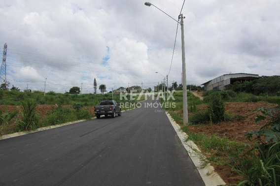 Terreno À Venda, 250 M² Por R$ 255.000,00 - Santa Claudina - Vinhedo/sp - Te3209