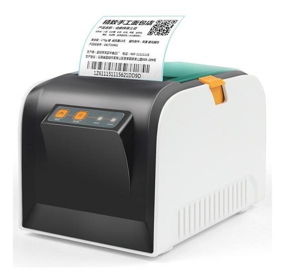 Impressora Termica Etiquetas Codigo De Barras 78mm Gp3100
