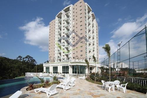 Premium Tamboré   Apartamento À Venda Com 3 Suítes, 156 M² - Ap00203 - 69321527