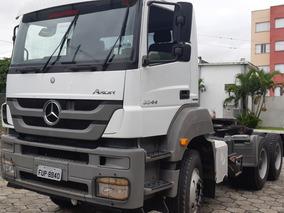 Mercedes-benz Axor 3344 Cavalo 6x4 Completo Com Garantia