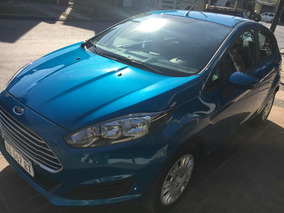 Ford Fiesta Kinetic Design 1.6 Sedan S 120cv 2017
