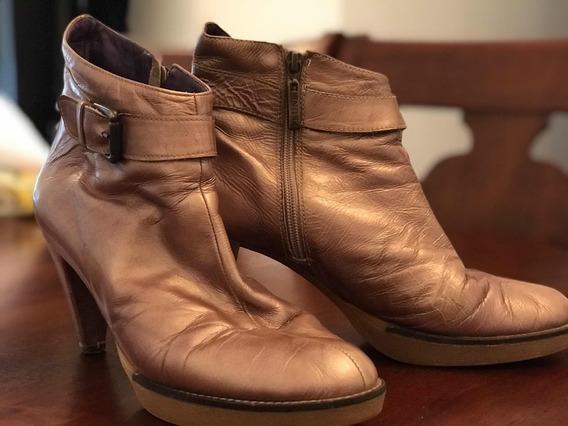 Zapatos Botinetas