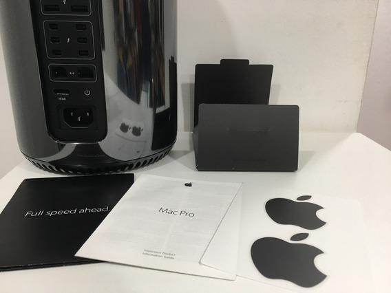 Mac Pro (late 2013) 12gb Ram 256gb 4 Core
