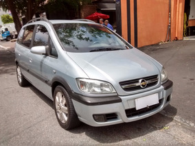 Chevrolet Zafira 2.0 Mpfi Elite 8v Flex 4p At 2008 Blindado