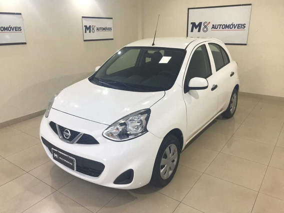 Nissan March S 1.6 Completo 2017