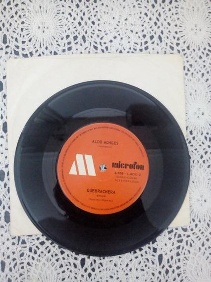 Aldo Monges Simple Disc (disco De Vinilo)