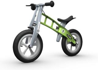 Bicicleta De Carreras Firstbike Con Freno Verde