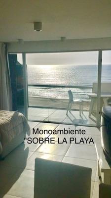Pinamar Departamento Frente Al Mar ! Único Sobre La Playa !