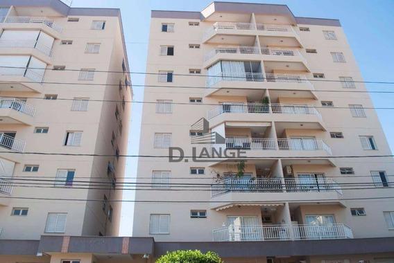 Apartamento Com 1 Dormitório À Venda, 56 M² Por R$ 310.000,00 - Vila Itapura - Campinas/sp - Ap15563