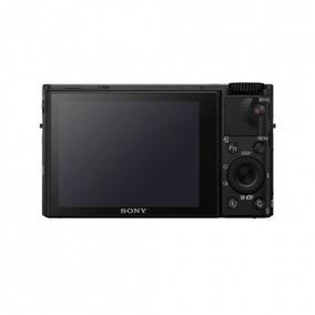 Câmera Sony Rx100 Iv (dsc-rx100m4) Wifi/4k (s/ Port) Preto