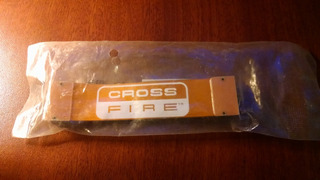 Puente Sli Cross Fire 9.5cm Ati Radeon Amd Original Geek