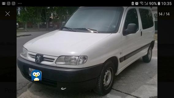 Peugeot Partner 1.9 Furgon Confort Plc Abcp