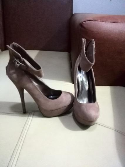 Zapatos Plataforma Para Dama