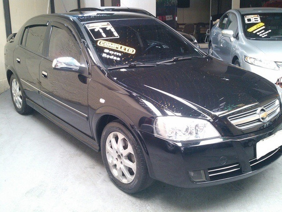 Chevrolet Astra 2.0 Advantage Preto Flex 4p Manual 2011