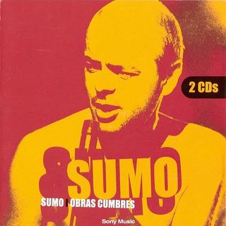 Cd Sumo Obras Cumbres 2cd Nuevo Sellado Open Music Sy