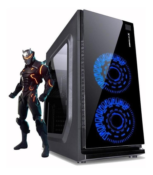 Cpu Pc Gamer Core I5 8gb Hd 1tb 1050ti 4gb Fortnite