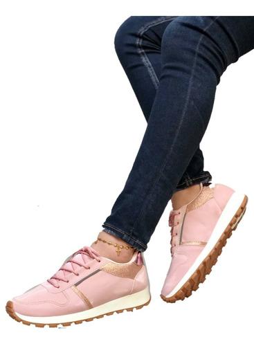 Hermoso Zapato Deportivo De Dama, Calidad