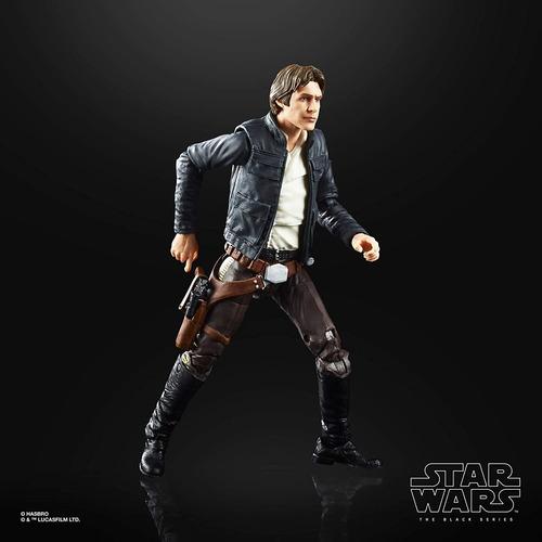Black Series - Han Solo  Figura Aniversario Imperio Contraat