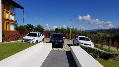 Espectacular Villa Amueblada En Jarabacoa