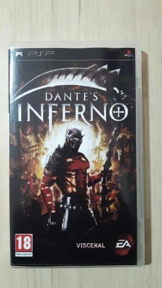 Dantes Inferno Psp Fisica (encarte Repro)