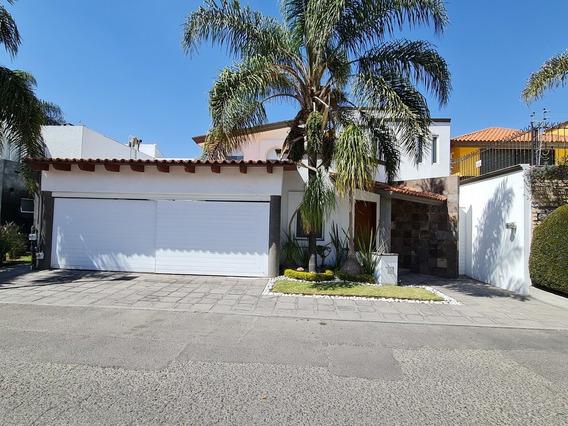 Casa En Renta Zona Zavaleta Y Camino Real A Cholula